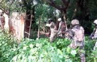 For Deploying Terrorists To Kaduna, Military Jets Bombard, Destroy Boko Haram Leader Buduma's Camps