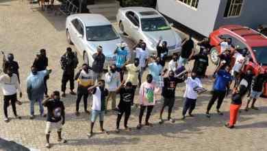 Photo of EFCC RaidsYahoo BoysHideouts in Osun, Ogun; Arrests 39 Suspects