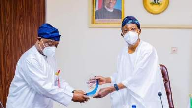Photo of In Pictures, Aregbesola Hosts EIMC 14 Participants, Faculty Members Of NISS