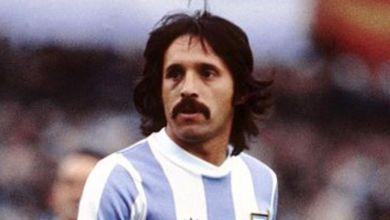 Photo of Argentina World Cup Winner Dies