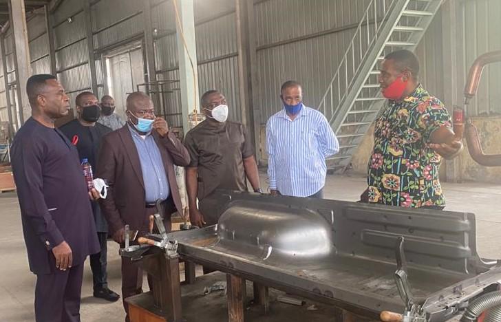 NDDC To Train Niger Delta Youths At Innoson Motors