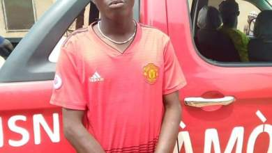Photo of Osun Amotekun Apprehend Suspected Hoodlums Causing Crisis In Osogbo