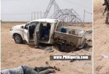 Photo of Boko Haram's Landmine Injures TCN Staff Woking On Damaged Facilities