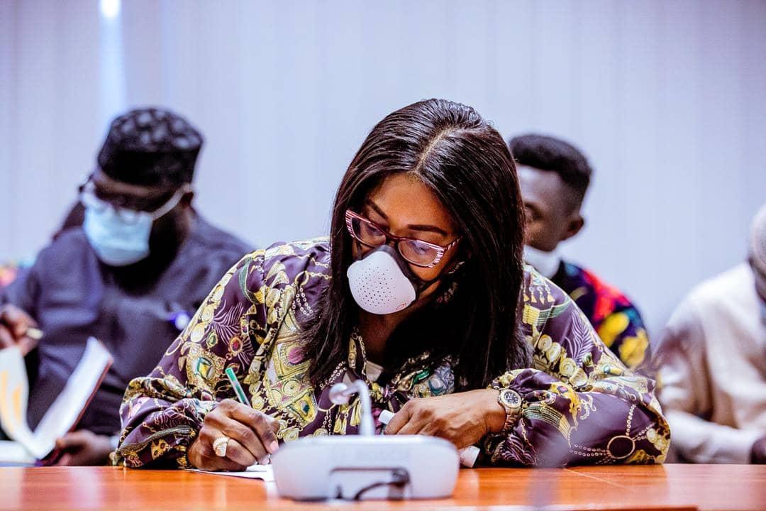 Ibadan Inland Dry Port: My Sweat & Ajimobi's Support Secured Project, Says Akande-Sadipe
