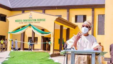 Photo of Be Vigilant, Avoid Actions That Can Undermine Your Effective Performance, Aregbesola Advises Immigration Officers