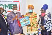 Photo of LASUBEB Receives Top Management Officials From Adeniran Ogunsanya College Of Education