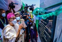 Photo of In Pictures, Aregbesola At Commissioning Of NIS' Technology Building/Command Control Centre In Abuja