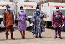Photo of Ogun Distributes Tricycle Ambulances To Improve Maternal Health In Rural Areas