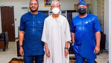 Photo of In Pictures, Aregbesola Hosts Osun Senator, Rep Member