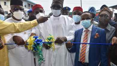 Photo of Buhari Commissions New NDDC Headquarters; Describes Complex As Development Milestone