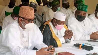 Photo of Oyetola Urges Muslims, Others To Take Covid-19 Vaccination To Save Life, Livelihood;Says Nigeria Shall Rise Again