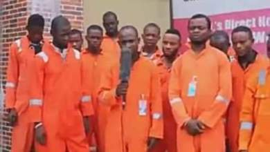 Photo of 8 Repentant Militants, Kidnappers Become Pastors In OPM Church