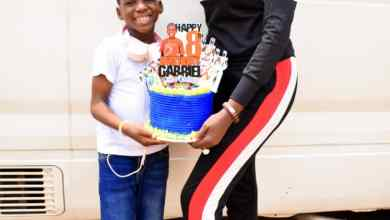 Photo of Images Of Popular Model, Avatar's Son's Birthday In Lagos