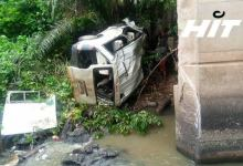 Photo of Witness Narrates Baby, Four Others Were Rescued In Accident Where 18-seater Bus Plunged Into Owena River