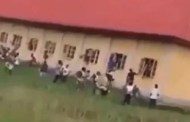 Cultists Invade Delta Polytechnic; Students, Staff Jump Window To Escape + Video
