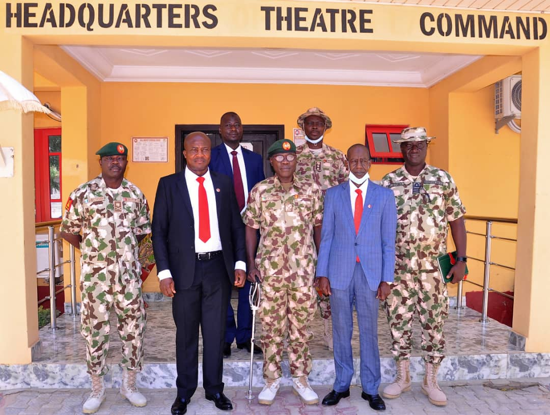 EFCC, Army To Collaborate In Tackling Terrorists Financing
