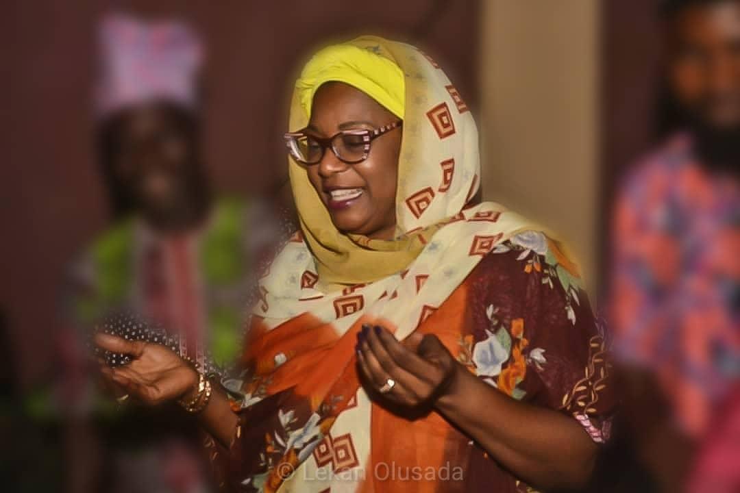 Eid-el-Fitri: Akande-Sadipe Charges Muslims To Promote Peace, Love