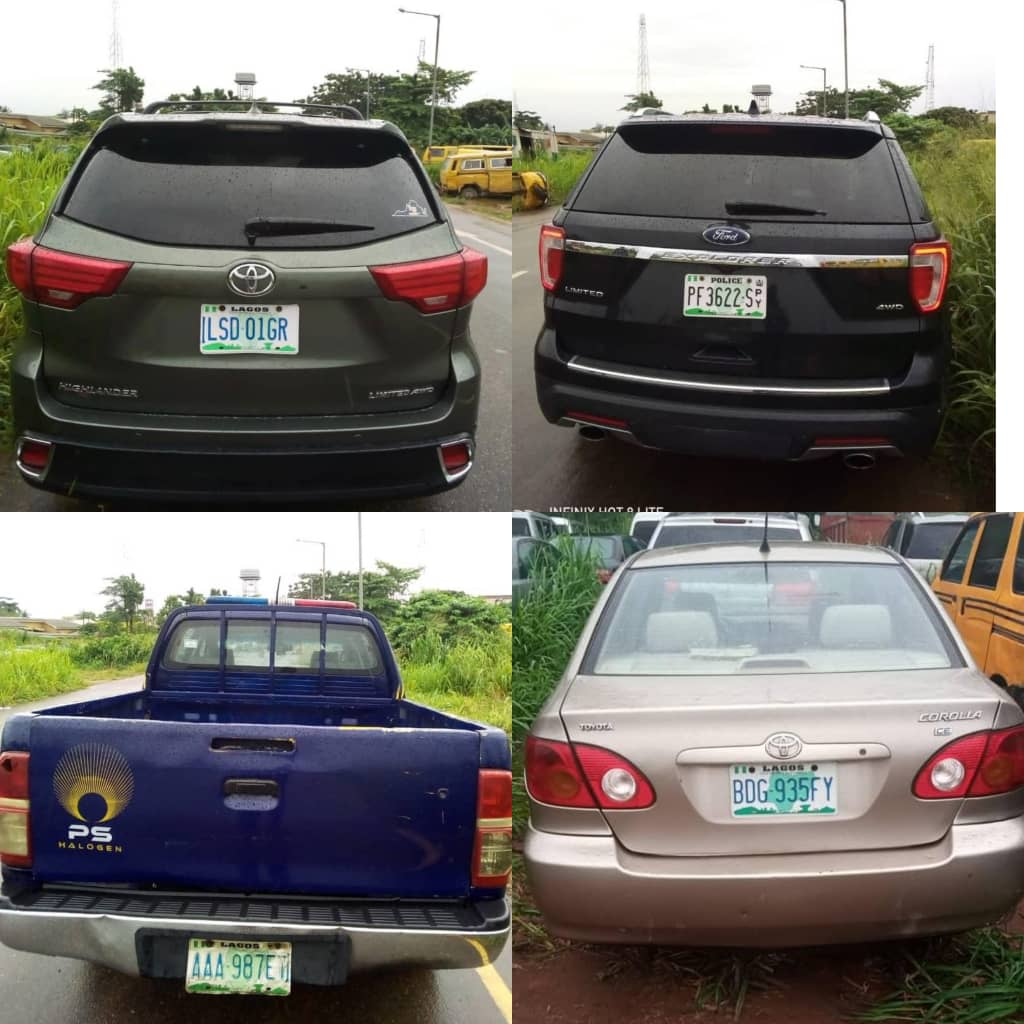 Driving Against Traffic: Task Force Impounds 10 Vehicles; To Prosecute Drivers