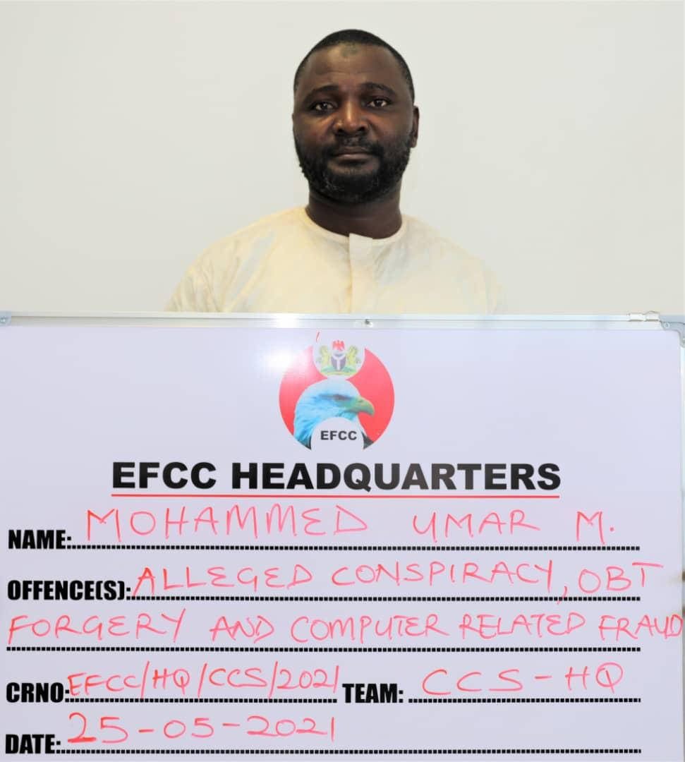 EFCC Arrest Niger Politician For Employment Scam
