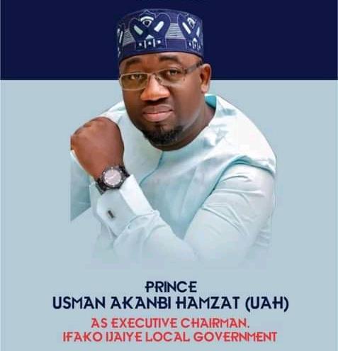 Adewale Adedeji, Usman Akanbi Hamzat Set To Change Narratives In Ifako Ijaiye Local Government