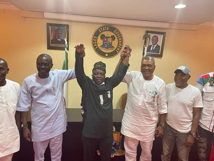APC LG Primary Election: Salawe Steps Down For Folawiyo In Lagos Island East
