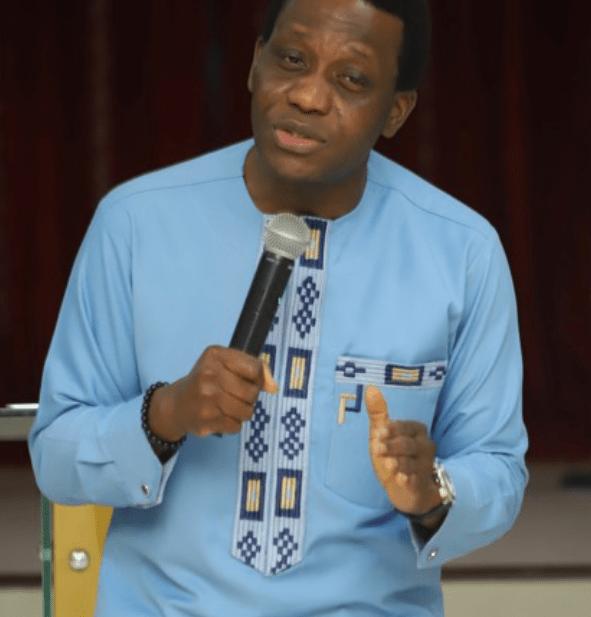 Senate President Condoles With Pastor Adeboye Over Son's Death