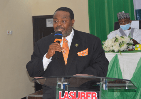 Alawiye-King Speaks On Teachers Have Benefitted From EKOEXCEL Programme As Lagos Hosts NAESN Conference
