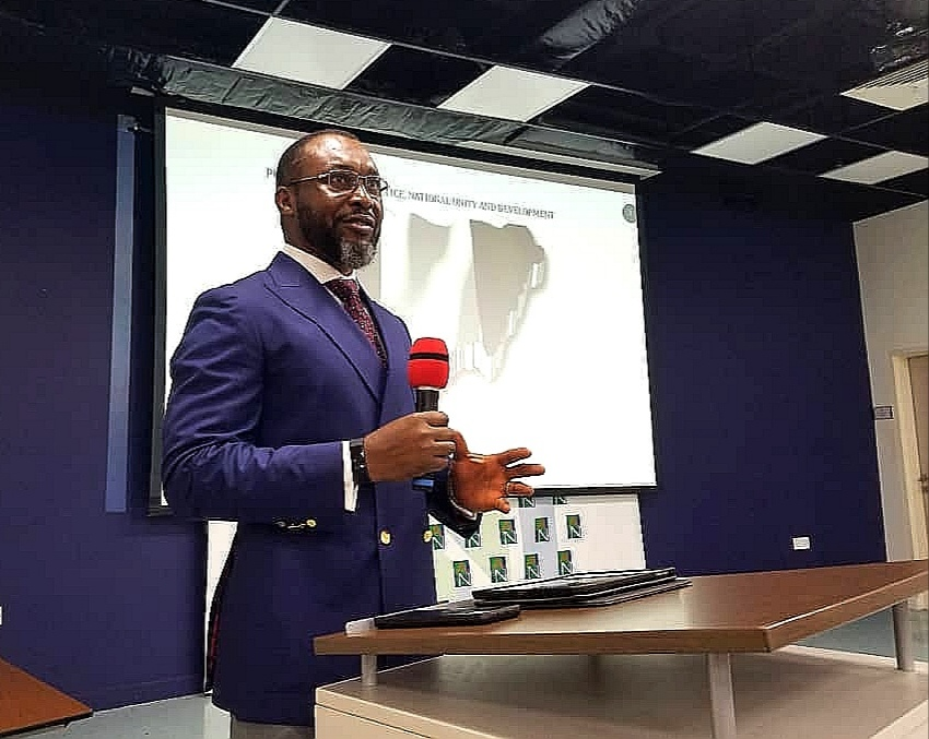 Elect Leaders That Can Unlock Your Potentials - Chidoka Urges Youths