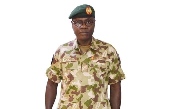 Profile Of New Chief Of Army Staff Major General Faruk Yahaya