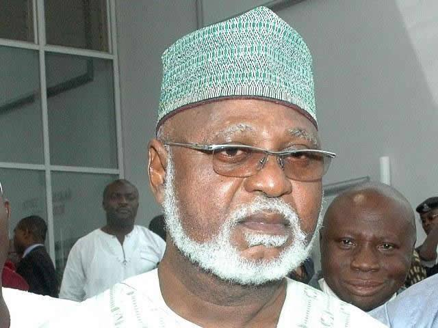 Ex-Head Of State, General Abdul Salami A. Abubakar, Dismisses News Linking Him To Arrested Helicopter