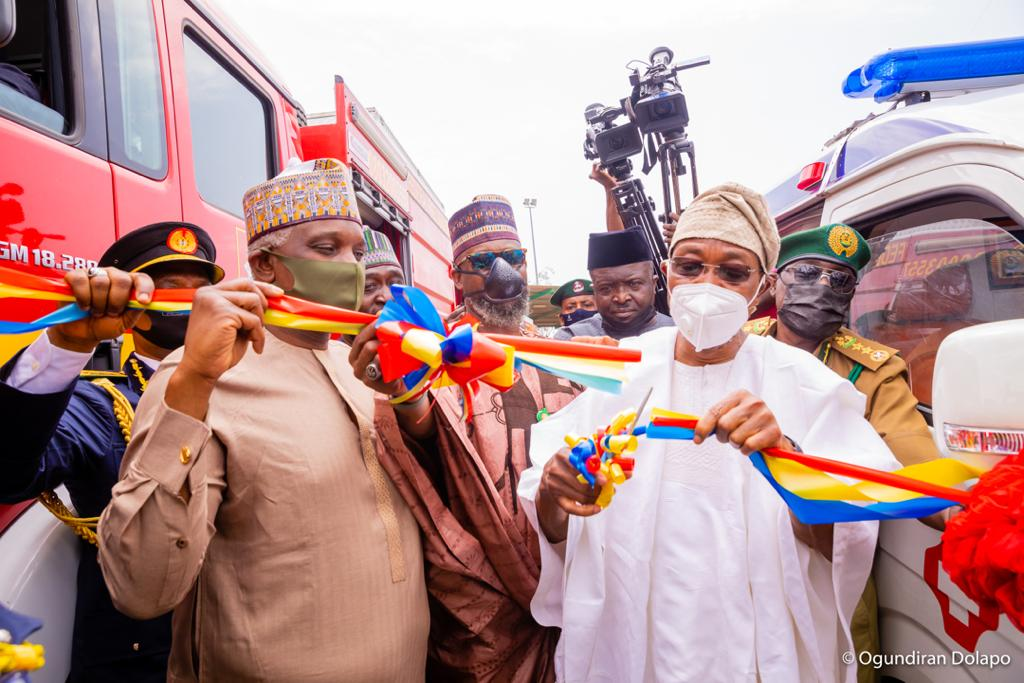 FG Repositions, Commissions More Modern Ambulances, Fire Fighting Trucks