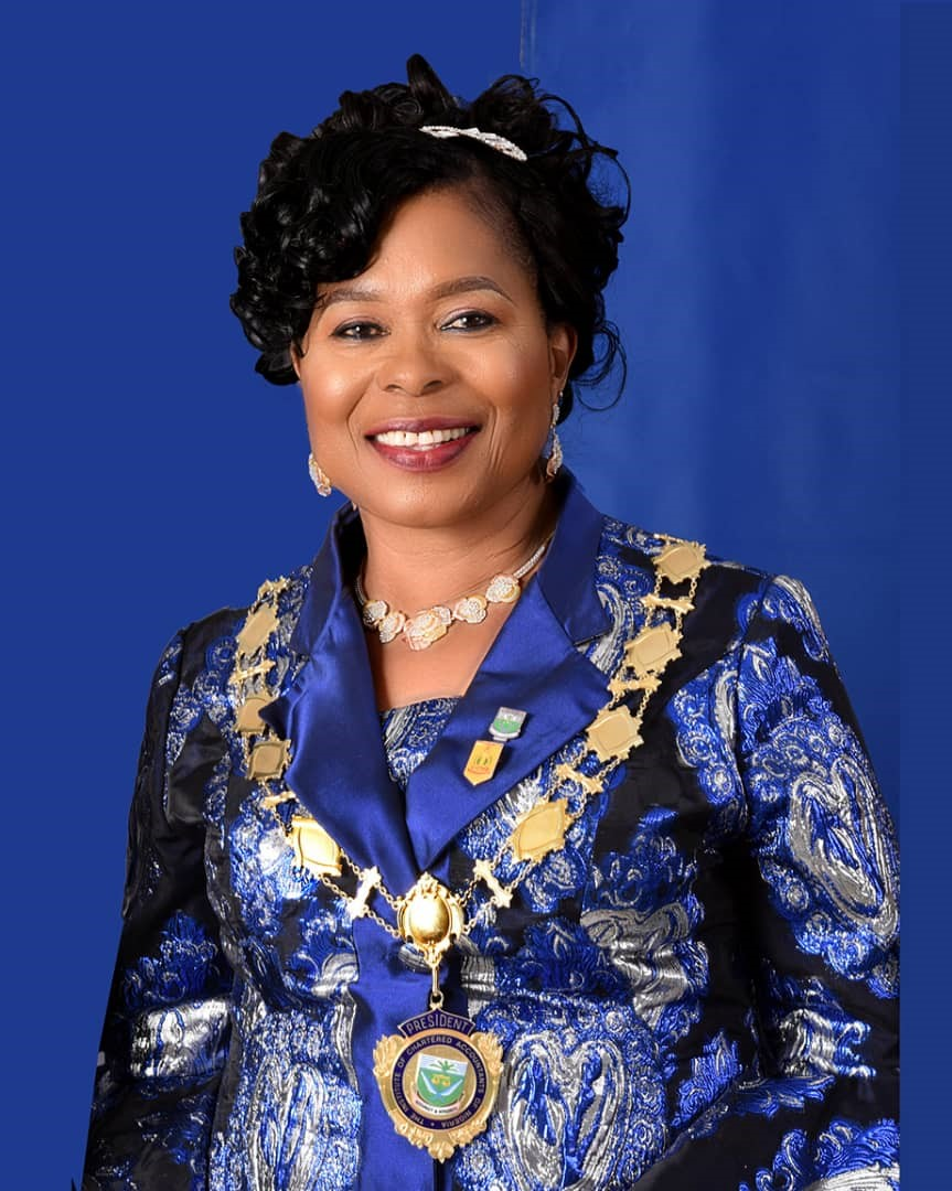 ICAN Elects Comfort Eyitayo As 57th President