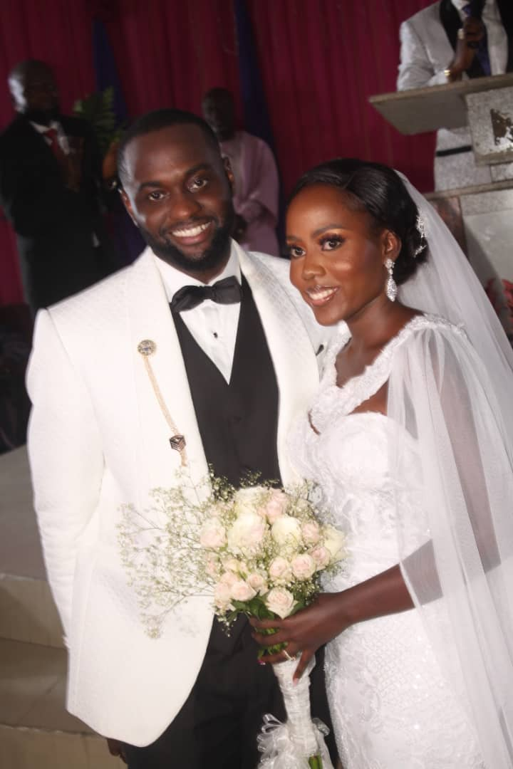 Nigeria, Uganda Unite In Holy Matrimony As Popular Cleric's Son Marries East African Heartthrob