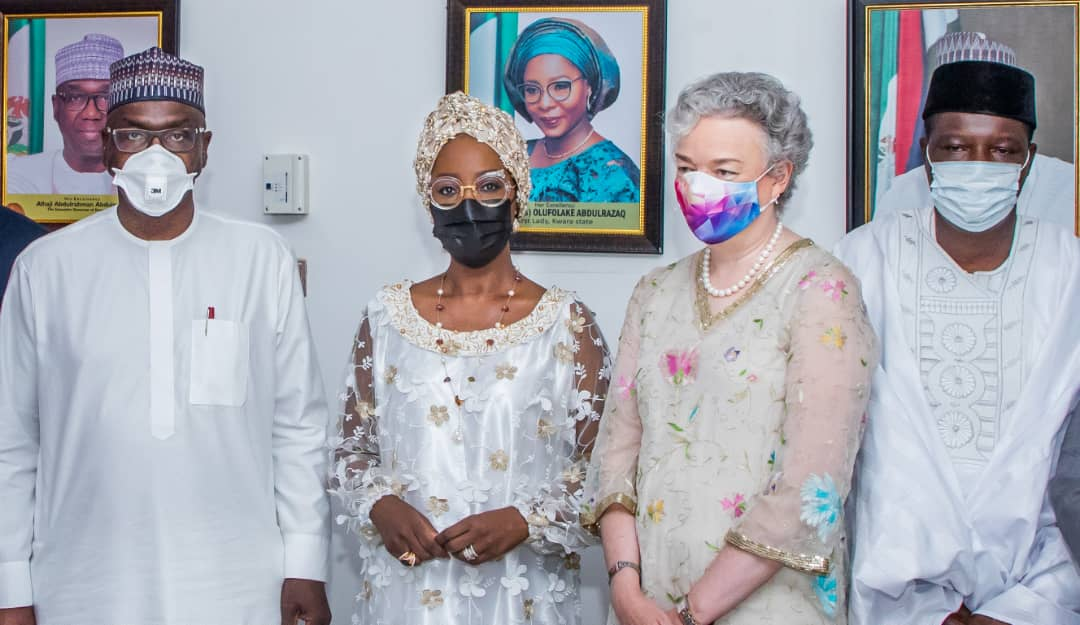 AbdulRazaq Hails Commonwealth Values As Royal Contest Begins In Kwara;Gov's Wife Bags Commonwealth Award