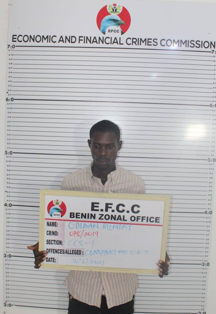 Man Bags Two Year Imprisonment For Stealing N600,000