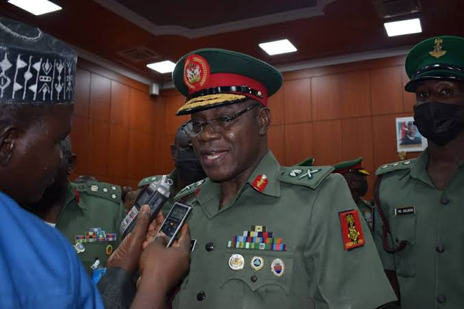 Gen Yahaya Appoints Nwachukwu Army Spokesperson, CG Musa Theatre Commander In New Postings