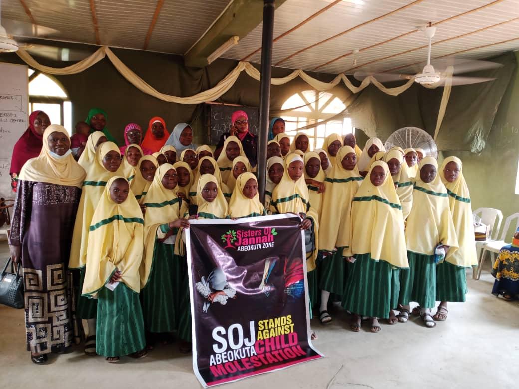 SOJ Urges Children To Speak Against Molestation