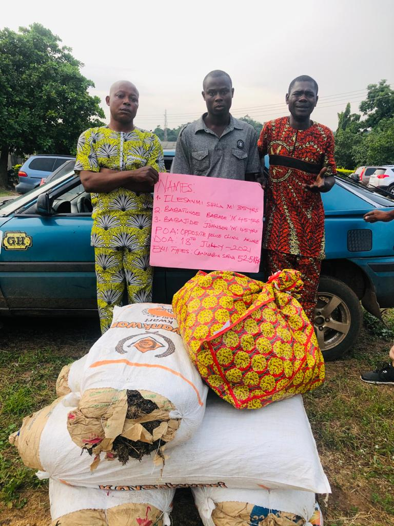 Security Agents Took 2 Bags Of Cannabis, N60k From Me As Bribe Before NDLEA Officers Later Arrested Me - NURTW Chairman Confesses