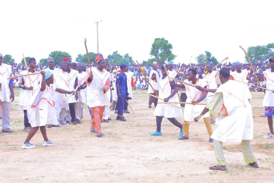 Boko Haram: Zulum Inducts 1,000 hunters To Secure Farmers