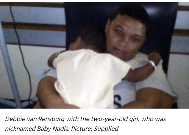 Woman Allows Gangsters Rape, Torture Her 2-yr-old Daughter; Jailed Five Years; Begs To Pay Fine Instead Of Going To Prison