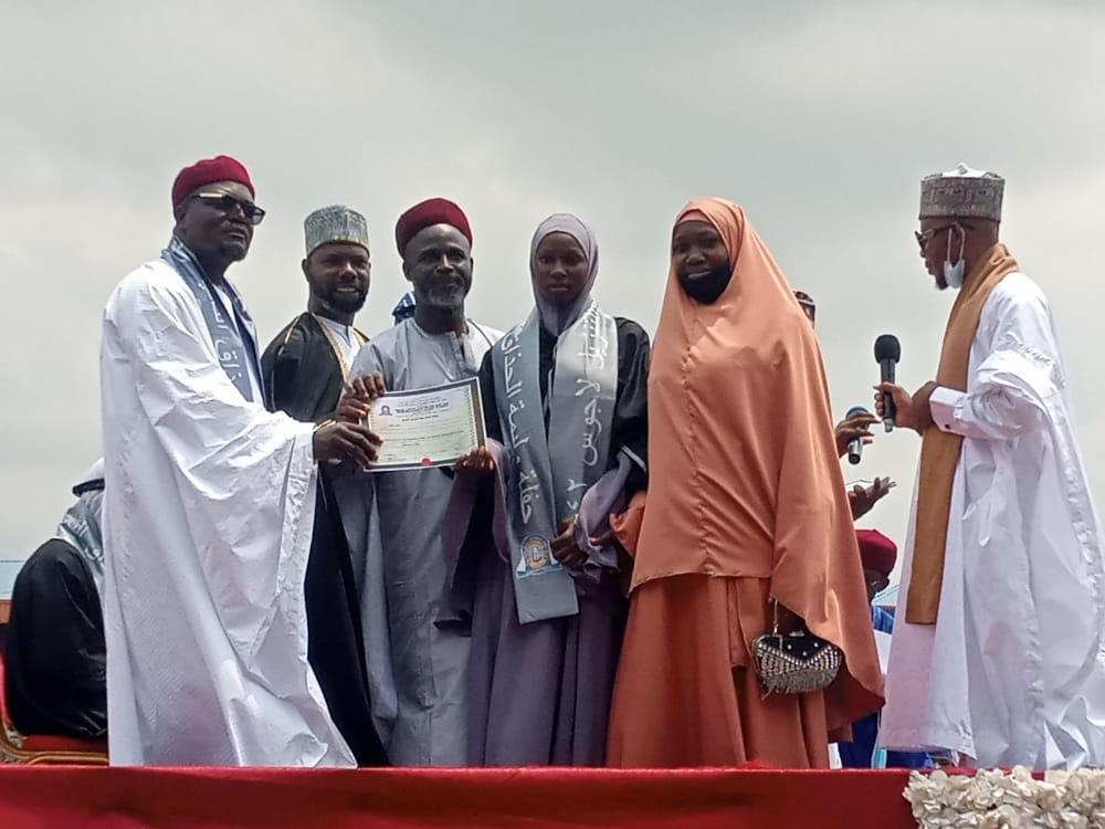 Markaz Lateef Graduates Record-breaking 130 Quranic Memorisers In Lagos