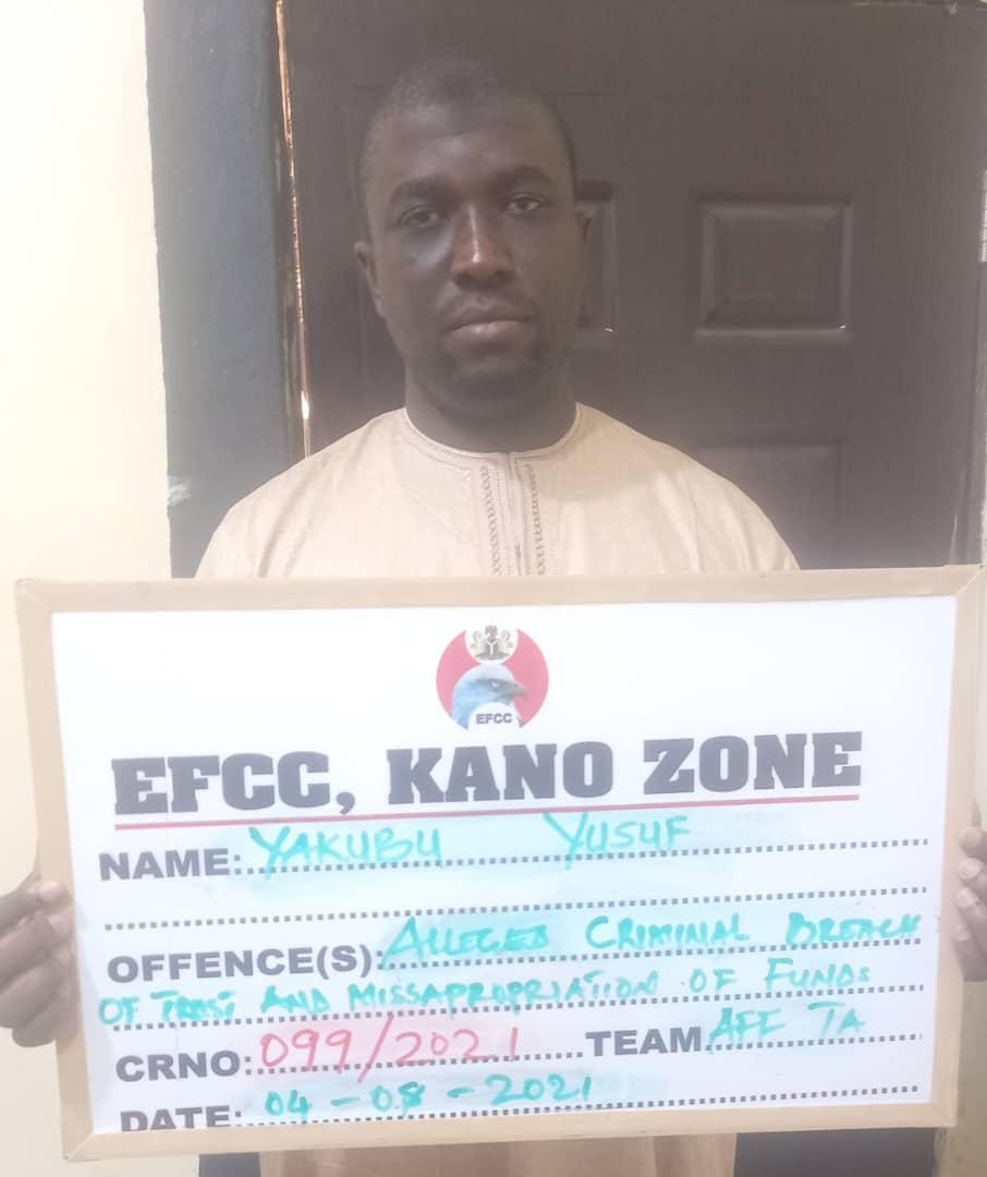 EFCC Arraigns BDC Operator For N197m Fraud In Kano
