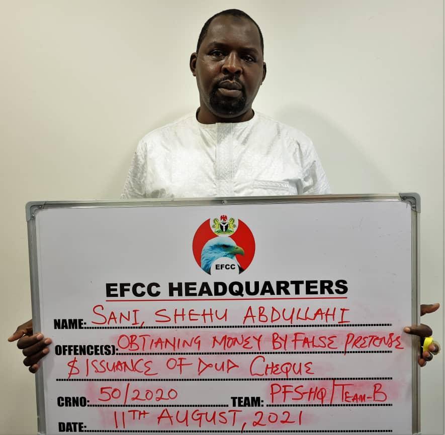 EFCC Arraigns Businessman for N84m Fraud in Abuja