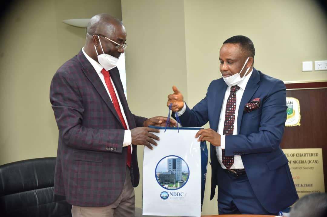 NDDC Pledges To Assist Niger Delta University