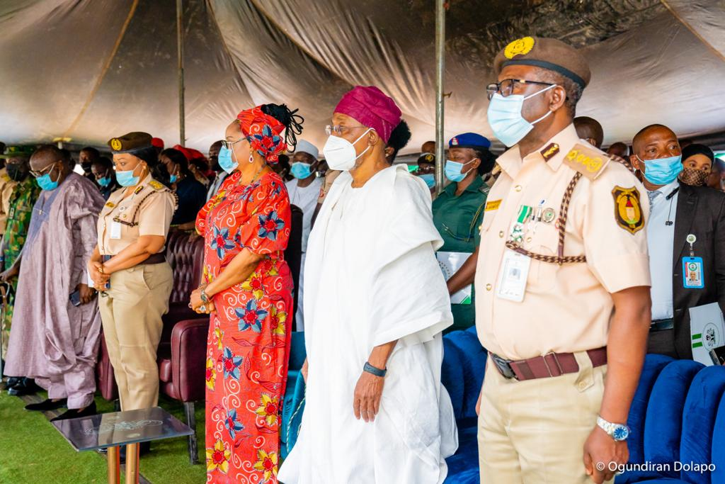 Images As Aregbesola Commissions Enugu NIS Command Headquarters
