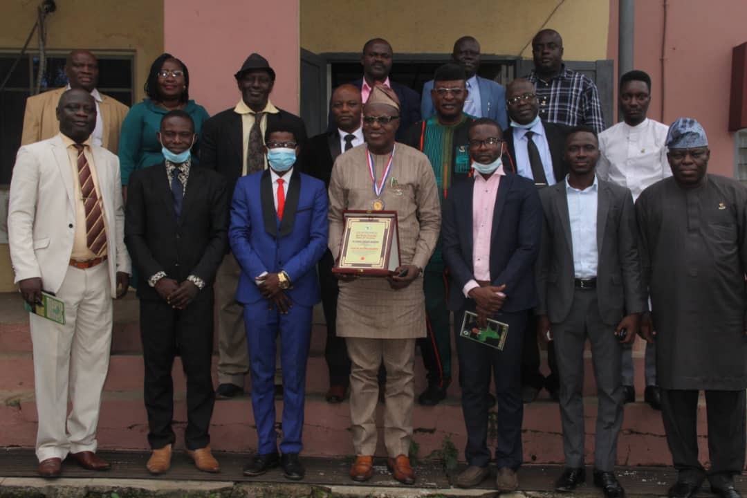 African Students Union Parliament Partners Oyo Govt To Curb Drug Abuse As SUBEB Boss Bags Icon of Nation Building Award