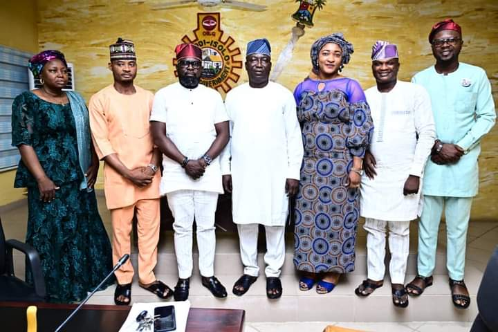 Legislators Commend Council Boss For Early Performance