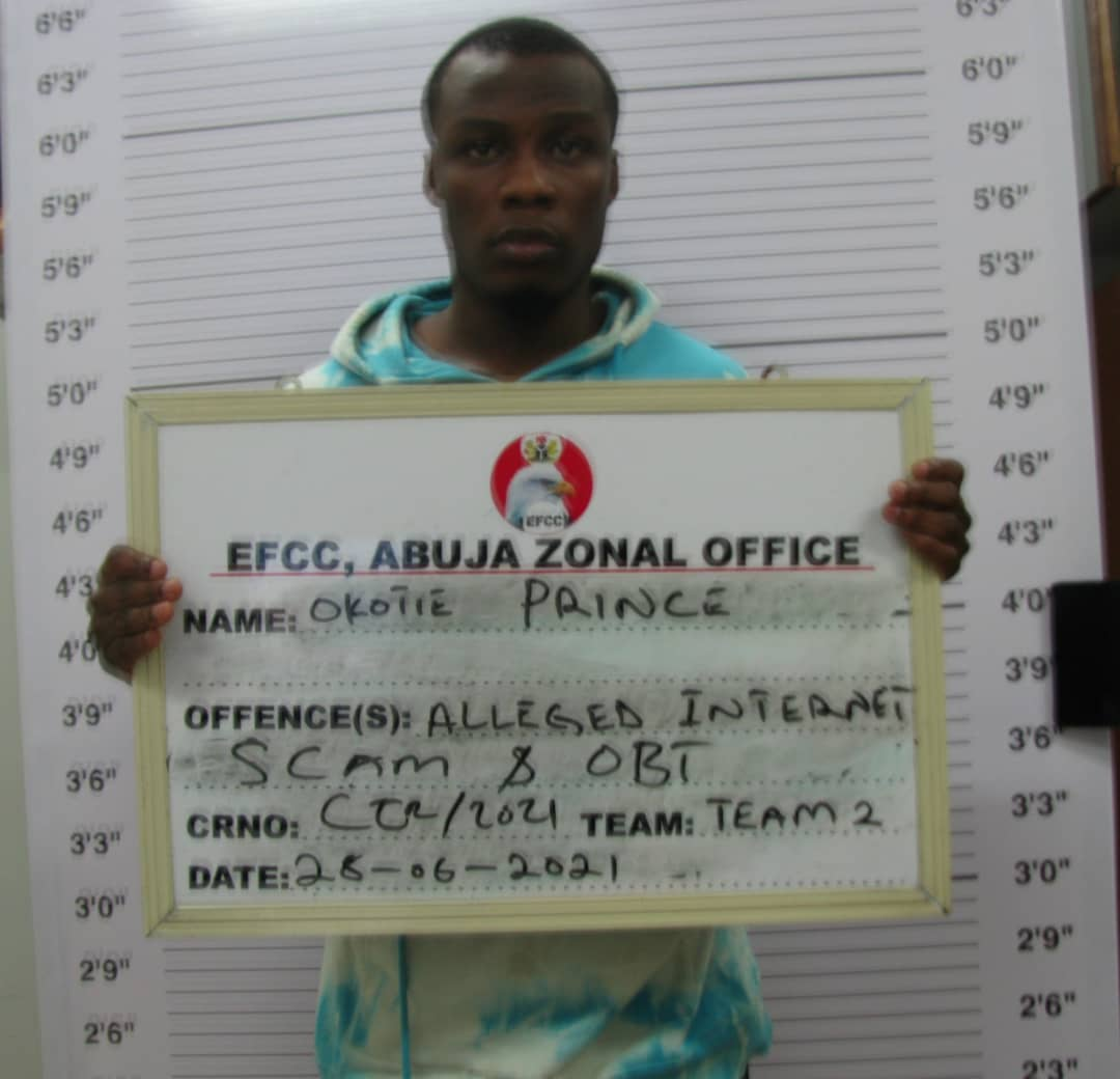Cyber Fraudster Jailed For $1500 Scam