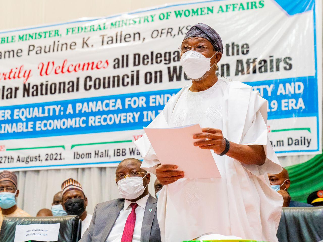 Women Empowerment Will Bring Rapid Social, Economic Development, Says Aregbesola