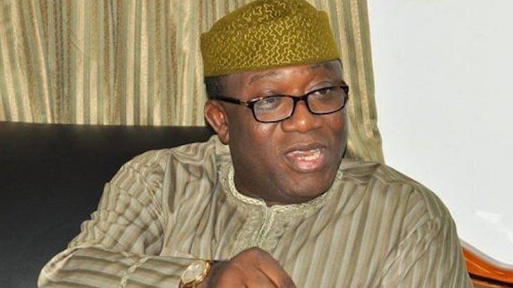 Fayemi To FCC: Deepen Bond Of National Unity, Integration
